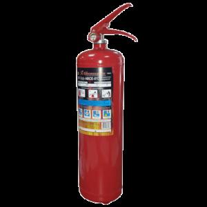 Огнетушитель порошковый ОП-3 (з) (А, В, С, Е)