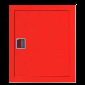 Шкаф пожарный ШПК 310 ВЗК встроенный, закрытый, красный