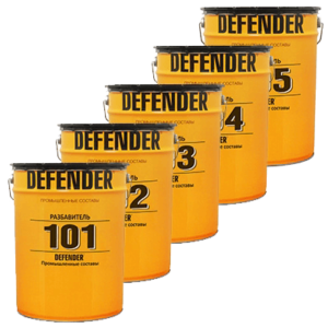 Defender разбавители 101-105